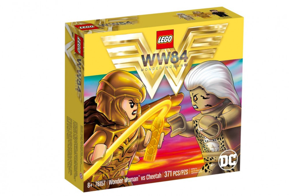 LEGO® DC Wonder Woman™ vs Cheetah 76157